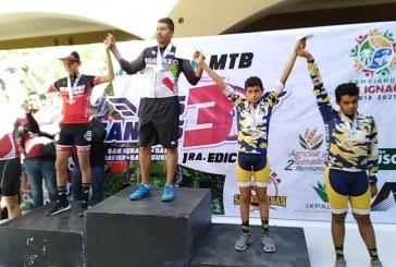 Realizan con éxito el Primer Maratón MTB
