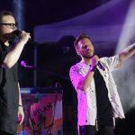 Sin Bandera enamora a los mazatlecos El dueto ofrece su último show del año