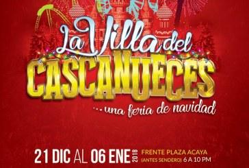 """Llega a Mazatlán """"La Villa del Cascanueces, una Feria de Navidad"""""""