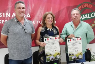 Invitan Sectur Sinaloa y el Club Campestre al Torneo de Golf Fraternidad 2018