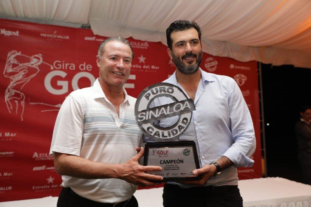 Torneo de Golf Puro Sinaloa en Mazatlán