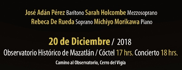 Noche de Luz en Mazatlàn 2018 Observatorio (7 c)