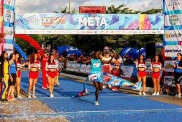 Mazatlán y miles de deportistas festejan en XX Aniversario del Gran Maratón Pacífico