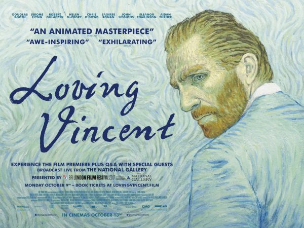 loving Vincent - cartel