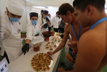 Primer Muestra Gastronómica de Mariscos