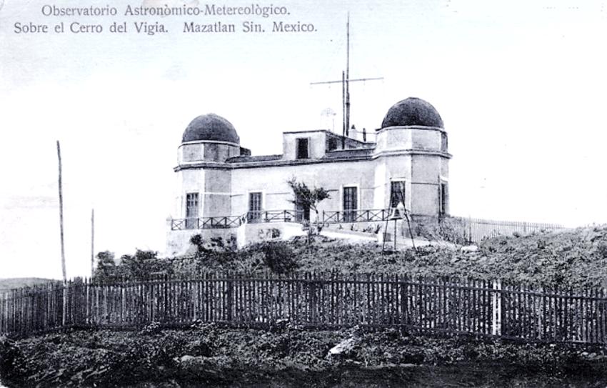 Resultado de imagen de Observatorio de Mazatlán