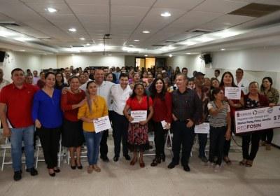 1- Apoyos a emprendedores generan más empleos en Sinaloa