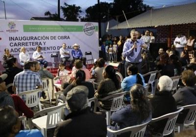 1- Inaugura Quirino obras por 51 mdp en San Ignacio