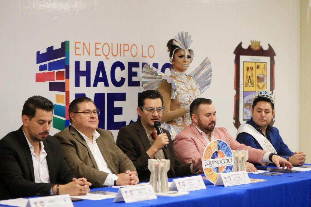 Llega el Carnaval de Mazatlán a Torreón, Coahuila