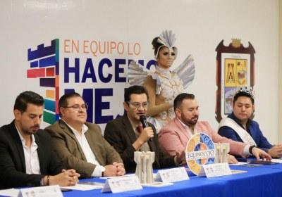 1- Llega el Carnaval de Mazatlán a Torreón, Coahuila