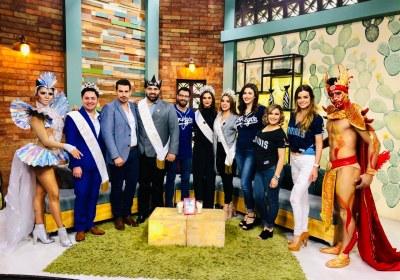 1- promoción del Carnaval de Mazatlán 2019