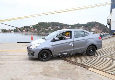 10- Importa Mitsubishi 4870 vehículos por el puerto de Mazatlán