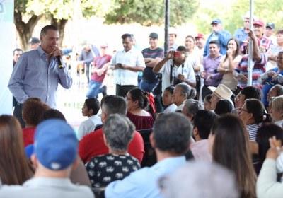 13- Inaugura Quirino obras por 51 mdp en San Ignacio