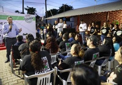 14- Inaugura Quirino obras por 51 mdp en San Ignacio