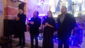 Gala operística en templo de Mesillas