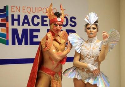 2- Llega el Carnaval de Mazatlán a Torreón, Coahuila