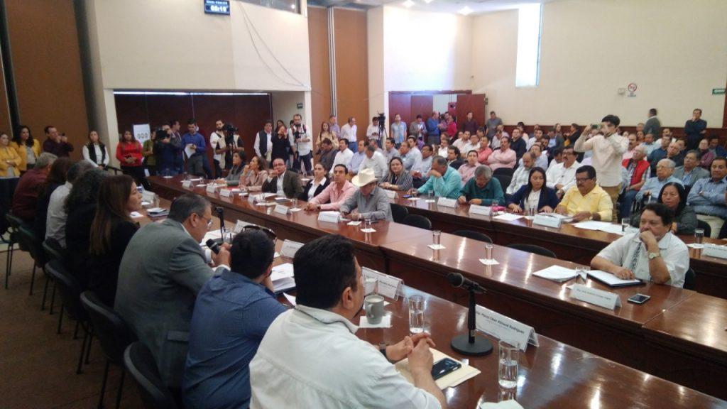 Comparecencia inversión Obras Públicas SInaloa 2018