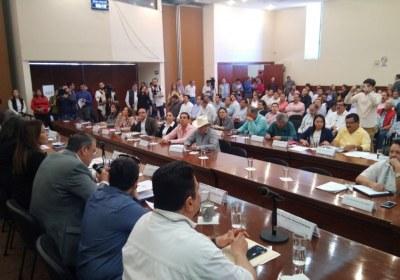 3- Comparecencia inversión Obras Públicas SInaloa 2018