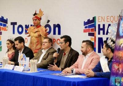 3- Llega el Carnaval de Mazatlán a Torreón, Coahuila