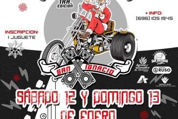 SECTUR y San Ignacio invitan a  evento de donación de juguetes para niños
