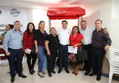 4- Apoyos a emprendedores generan más empleos en Sinaloa