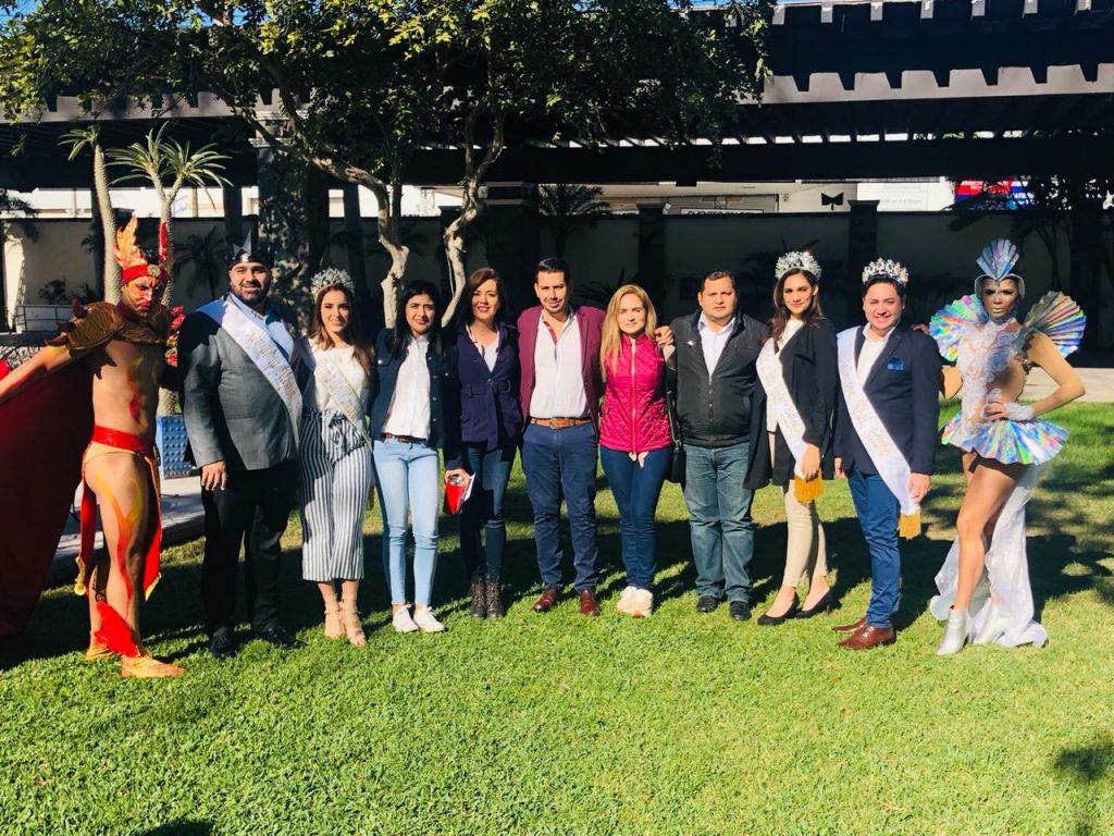 promoción del Carnaval de Mazatlán 2019