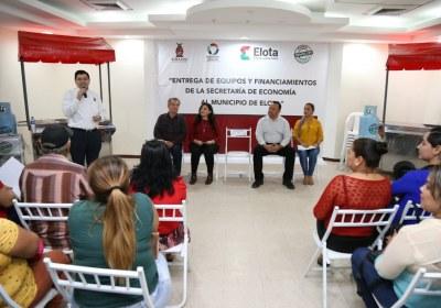 5- Apoyos a emprendedores generan más empleos en Sinaloa