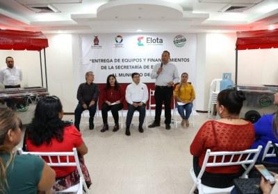 6- Apoyos a emprendedores generan más empleos en Sinaloa