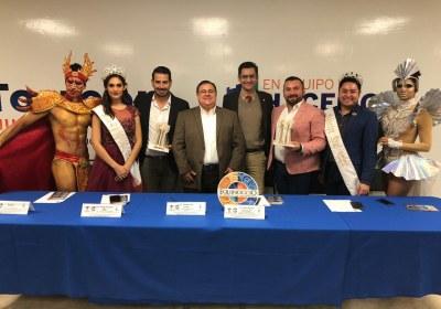 8- Llega el Carnaval de Mazatlán a Torreón, Coahuila