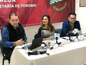 Conferencia Turismo TecMilenio Sectur Sinalao 2019