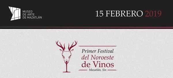 Festival del Vino del Noroeste Mazatlán 2019 Programa