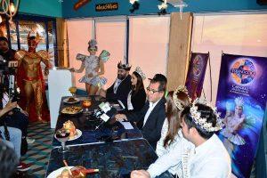 Gira Promocional Carnaval Mazatlán 2019 Barracrudàs 1