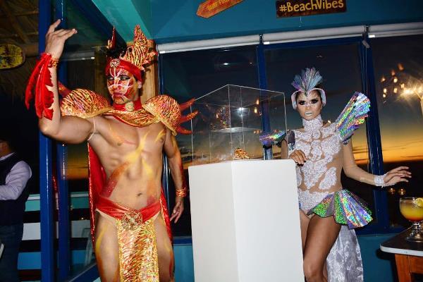 Gira Promocional Carnaval Mazatlán 2019 Barracrudàs 2