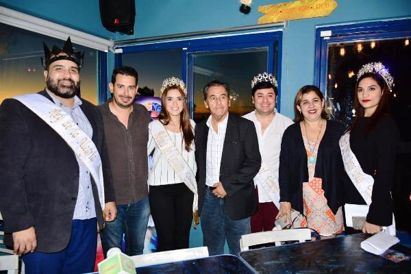 Gira Promocional Carnaval Mazatlán 2019 Barracrudàs 5