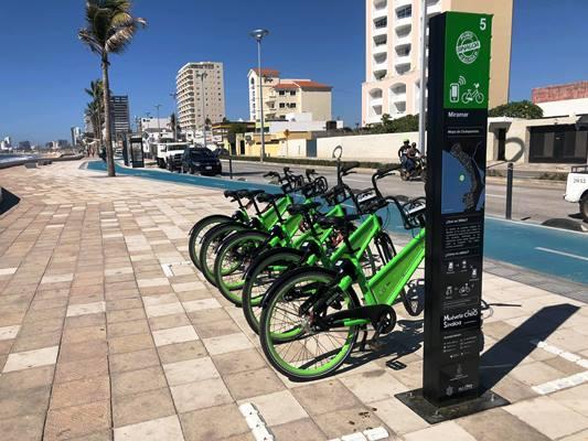 Inicia Mazatlán Sistema Público de Bicicletas 2019 (5)