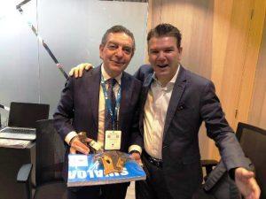 Iscar Pérez Barros FITUR 2019 Colcuye 1