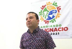 Iván Báez Martínez San Ignacio Presidente 2019