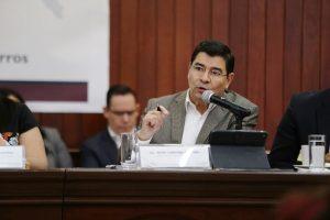 Javier Lizárraga Mercado Comparece Congreso Sinaloa 2019 (2)