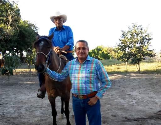 Manuel Antonio Pineda Dom{inguez Presidnete Rosario Entrevista 2019 Chametla