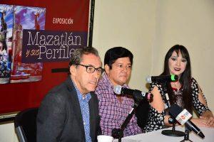 Mazatlán y sus Perfiles' Grupo Andart Galer{ia Ángela Peralta 2019