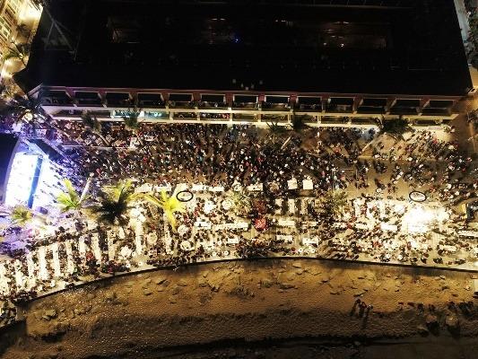 Nació una tradición en Mazatlán con el evento Masivo de Año Nuevo 2019 4