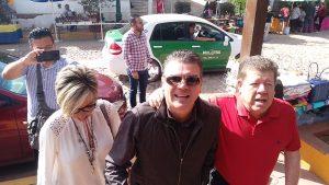 Oscar Pérez Barros Sectur Sinaloa El Quelite 2018