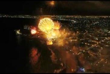Por fin Mazatlán celebró en grande la llegada del año nuevo: Felicitaciones a Todos…