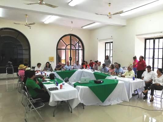 San Ignacio CODESIN Zona Sur Conformación Consejo Ciudadano Enero 2019 1