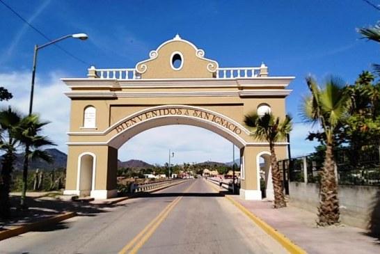 San Ignacio, Pueblo Señorial, en Sinaloa, México