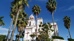 San Ignacio de Loyola Pueblo Señorial Sinaloa México 2019 Templo San Ignacio de Loyola