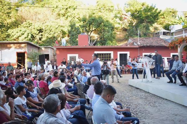 Se le hace Justicia a Copala Pueblo Señorial Inicia Entronque Autopista 2018