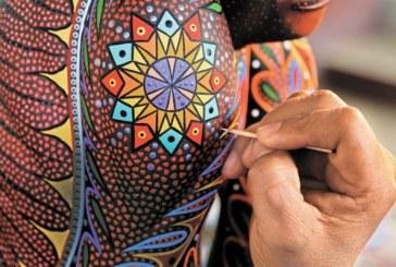 Expo-venta Artistas oaxaqueños pintando de color México