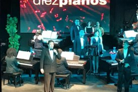 """""""El Show de los 10 Pianos"""""""