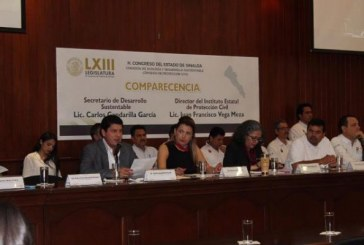 Se comprometen a  lograr un Sinaloa sustentable